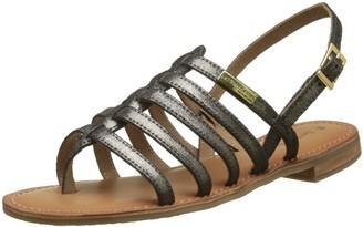 Les Tropéziennes Women's HARIETTE Sling Back Sandals