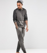 Asos Tapered Jogger In Burnout
