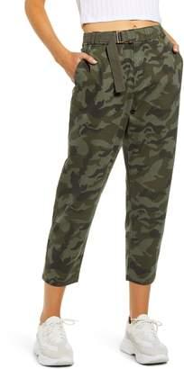 UNIONBAY Camo Crop Skate Pants