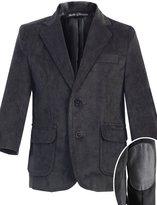 Bello Giovane Boys Single Breasted Corduroy Blazer Jacket