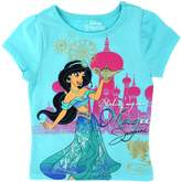 Disney Princess Girls Short Sleeve Tee