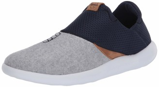 Dearfoams Men's Supply Co Taylor Microwool & Spandex Closed Back Slipper