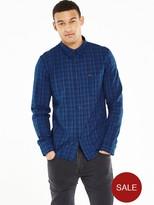 Lee Slim Button Down Long Sleeve Shirt