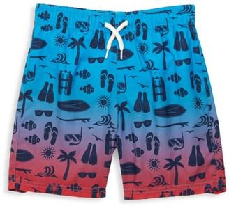 Appaman Baby's, Little Boy's & Boy's Mid-Length Swim Trunks