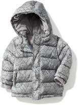 Old Navy Patterned Frost-Free Jacket for Toddler