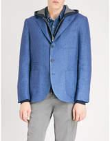 Brunello Cucinelli Regular-fit Linen Jacket
