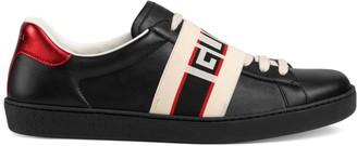 Gucci Men's Ace stripe sneaker