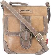 UNIONBAY Union Bay Two Tone Buckle Crossbody Bag