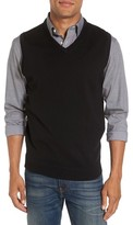 Nordstrom Men's Big & Tall Merino Sweater Vest