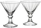 Reed & Barton Austin Crystal Cocktail Glass, Set of 2