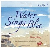 Chronicle Books Water Sings Blue