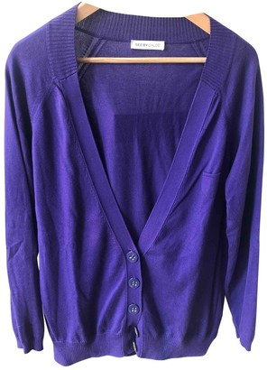 See by Chloe Purple Cotton Knitwear for Women