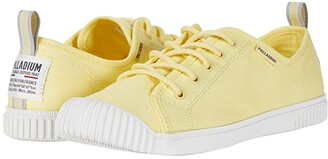 Palladium Easy Lace (Star White) Women's Shoes