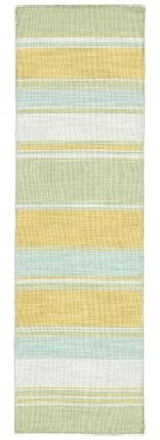 Bay Isle Home Handmade Flatweave Wool Lime Area Rug Rug Size: Rectangle 4' x 6'