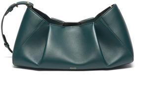 KHAITE 'Jeanne' small gathered leather crossbody bag