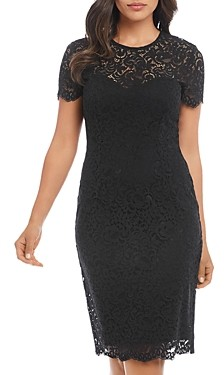 Karen Kane Paris Lace Dress
