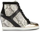 Jimmy Choo 'Panama' wedge sneakers
