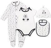 Armani Junior duck print pyjama