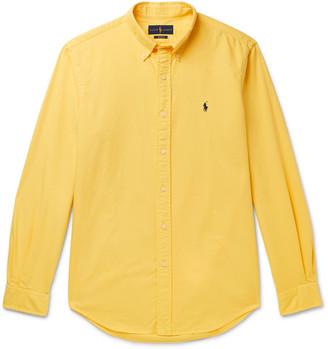 Polo Ralph Lauren Button-Down Collar Cotton Oxford Shirt