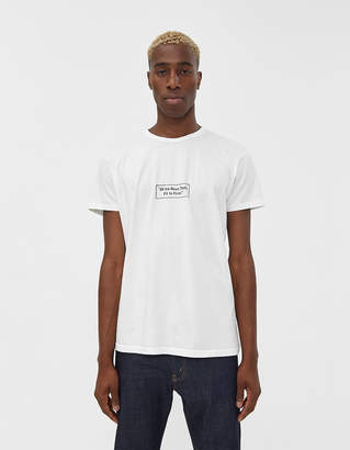 The New York Times S/S Motto Tee