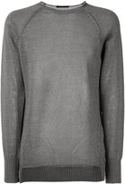 The Viridi-Anne - crew neck jumper - men - Cotton/Paper/Rayon - 3