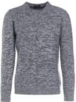 Roberto Collina Jumper Grey Melange