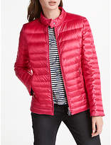 Gerry Weber Quilted Down Fill Jacket, Pink