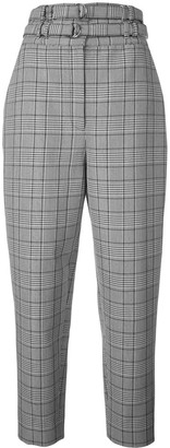 Proenza Schouler Plaid Trousers