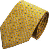 Barneys New York Circled Dot Tie