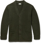 Levi's Vintage Clothing - Lvc Bay Meadows Mélange Wool Cardigan