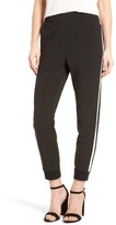Willow & Clay Women's Willow And Clay Stripe Track Pants