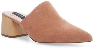 Steven by Steve Madden Fannie Leather Mule Sandal