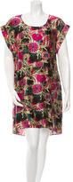Erdem Silk Floral Dress