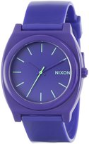 Nixon Men's A119-230 Plastic Analog Dial Watch