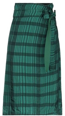 Merci ..,MERCI 3/4 length skirt