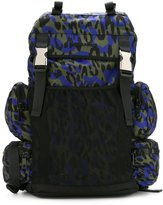 DSQUARED2 Akira backpack - men - Nylon - One Size