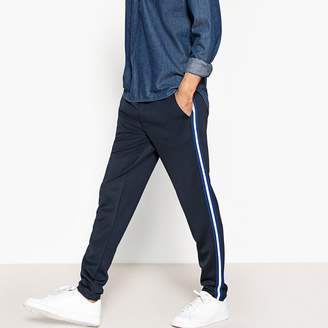 """La Redoute Collections Side Stripe Joggers, Length 30"""""""