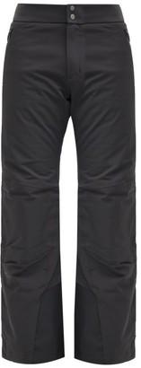 Kjus Formula Logo-plaque Ski Trousers - Black