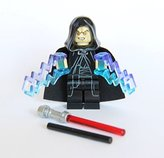 Lego Emperor Palpatine - Dark Side Exclusive Minifig