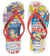 Havaianas DC Comics Super Hero Girls Flip Flop