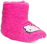 Hello Kitty Faux-Sherpa Slipper Boots