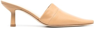 BY FAR Pointed Toe Mules