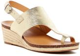 Lucky Brand Janessa Espadrille Wedge Sandal