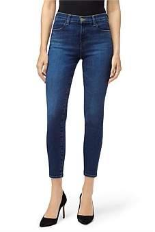 J Brand Alana Crop Skinny Jean