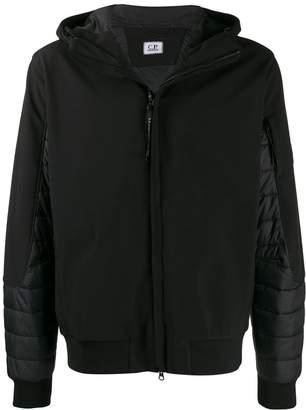 C.P. Company padded hoodie