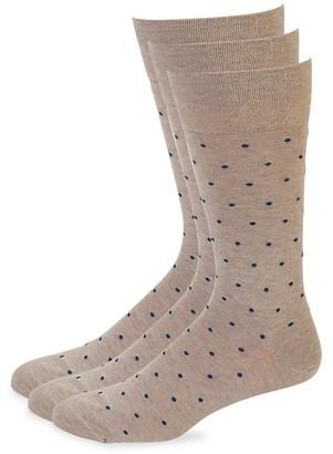 Marcoliani Milano Tropez Dot Knitted Socks