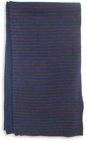 Hudson North Striped Reversible Scarf