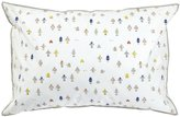 Auggie Twin - Printed Sham - Robot March