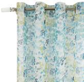 Home Outfitters Acuarella Sheer Grommet-Top Panel