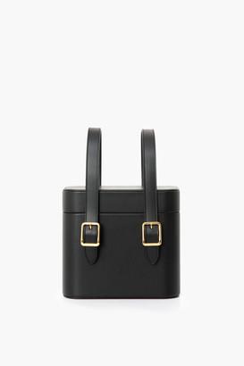 Officina Del Poggio Leather Picnic Safari Bag